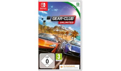 Gear Club Unlimited Nintendo Switch kaufen