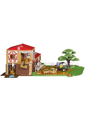Siku Spiel-Gebäude »SIKU World, Bauernhof« kaufen