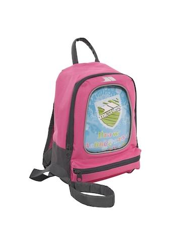 Trespass Kinderrucksack »Picasso Kinder Zeichen Rucksack 5 Liter« kaufen