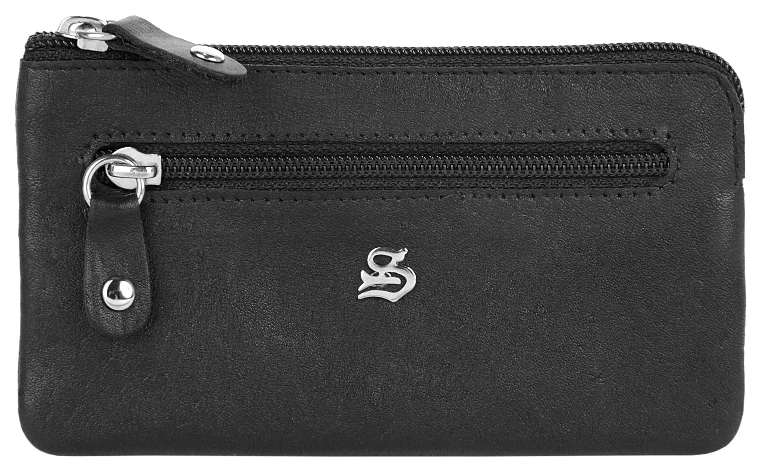 Szuna Schlüsseltasche Damenmode/Schmuck & Accessoires/Taschen/Schlüsseltaschen