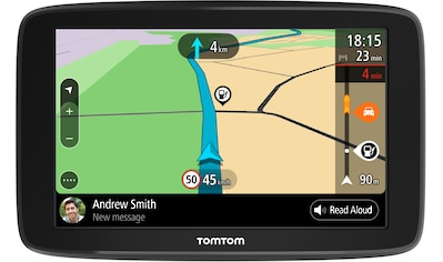 TomTom Navigationsgerät »GO BASIC 15,24 cm (6 Zoll) EU 45« kaufen