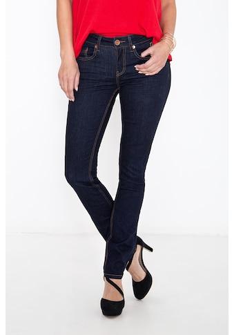 ATT Jeans 5-Pocket-Jeans »Belinda«, im Used Look, Slim Fit kaufen