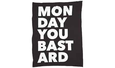 Wohndecke »Monday«, Juniqe kaufen