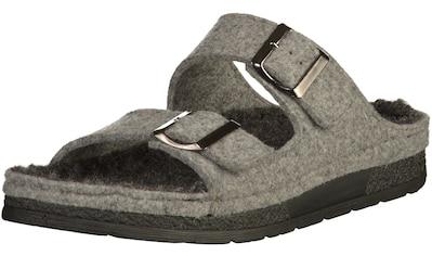 BERKEMANN Pantolette »Filz« kaufen