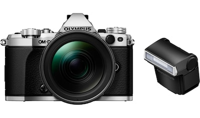 Olympus Systemkamera »OM-D E-M5 Mark II«, M.ZUIKO DIGITAL ED, WLAN (Wi-Fi),... kaufen