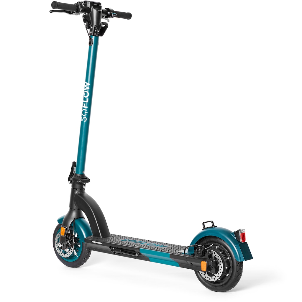 soflow E-Scooter »SOFLOW - SO4 basic E-Scooter mit Straßenzulassung«