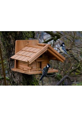 dobar green label Vogelhaus »St. Moritz«, BxTxH: 33x24,5x21 cm, mit Futtersilo im... kaufen