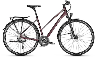 Raleigh Trekkingrad »RUSHHOUR 7.0«, 30 Gang, Shimano, Deore XT Schaltwerk, Kettenschaltung kaufen