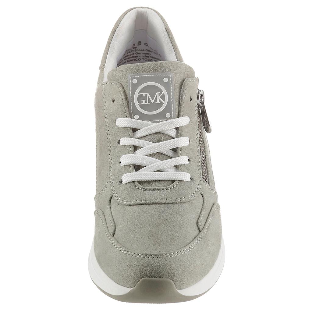 MARCO TOZZI by GMK Sneaker, mit Wechselfußbett