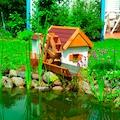 promadino Wasserspiel »Mühle Jever«