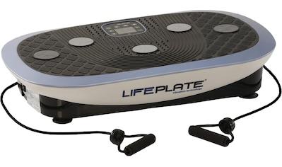 MAXXUS Vibrationsplatte »Lifeplate 4.0« (Set, 3 - tlg., mit Trainingsbändern mit Trainingsplan mit Unterlegmatte) kaufen
