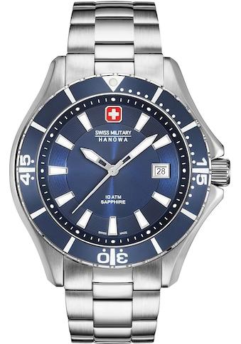 Swiss Military Hanowa Schweizer Uhr »NAUTILA GENTS, 06-5296.04.003« kaufen