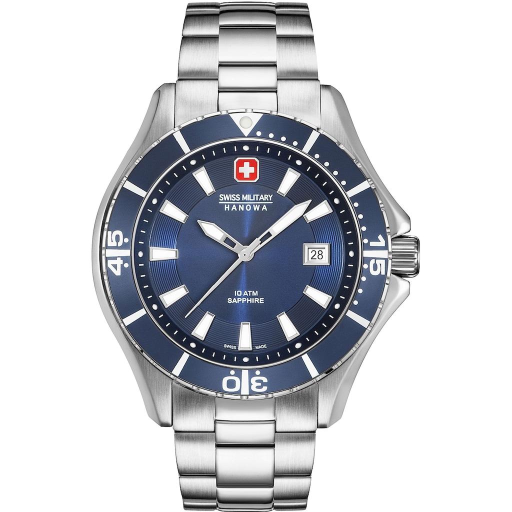 Swiss Military Hanowa Schweizer Uhr »NAUTILA GENTS, 06-5296.04.003«