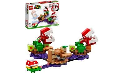 LEGO® Konstruktionsspielsteine »Piranha-Pflanzen-Herausforderung – Erweiterungsset... kaufen