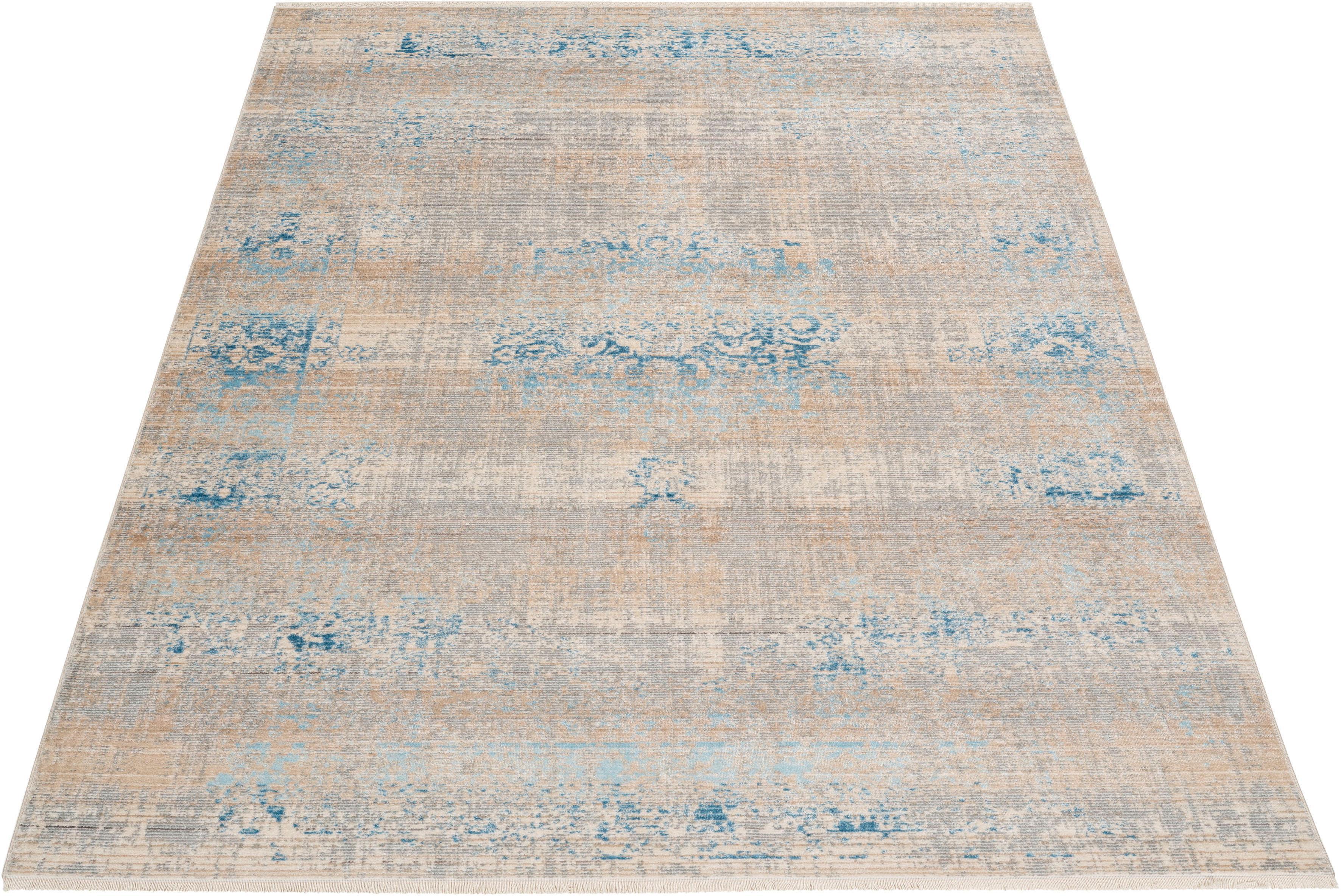 Orientteppich Selena Leonique rechteckig Höhe 5 mm maschinell gewebt