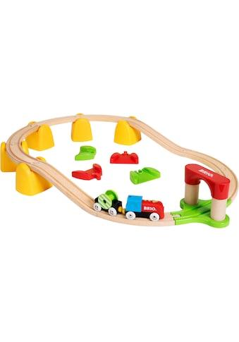 """BRIO® Spielzeug - Eisenbahn """"Mein erstes BRIO® Bahn Set mit Batterielok"""" (Set) kaufen"""