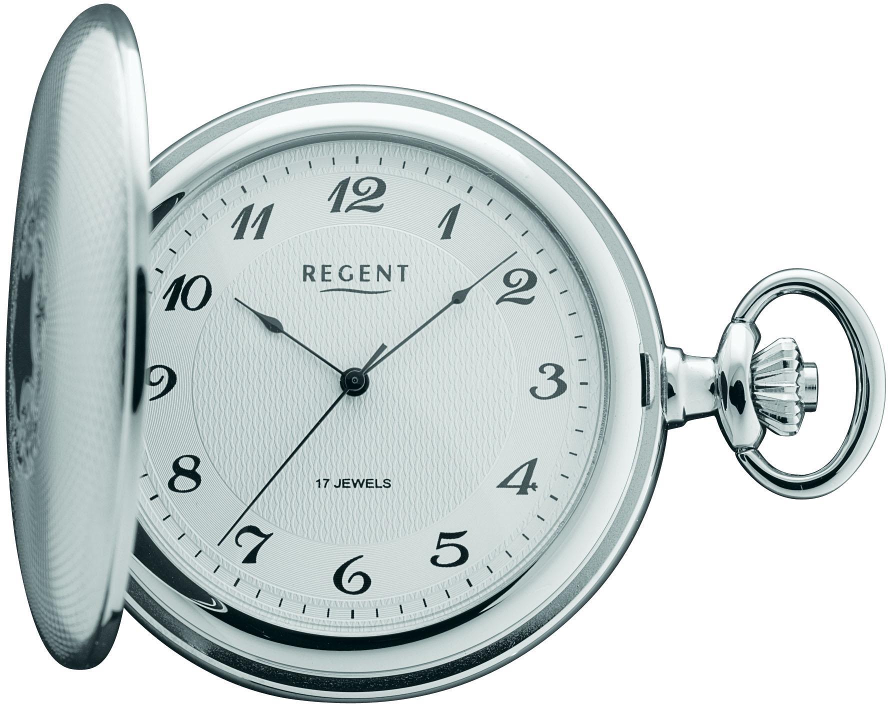 Regent Taschenuhr P10 (Set 2 tlg) | Uhren > Taschenuhren | Regent
