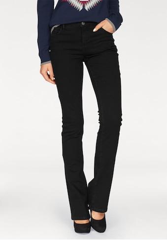 Arizona Bootcut-Jeans »mit Thermo Effekt«, High Waist kaufen