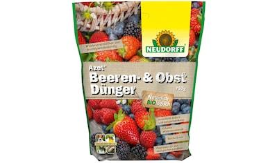 Neudorff Pflanzendünger »Azet Beeren & Obst«, 0,75 kg kaufen