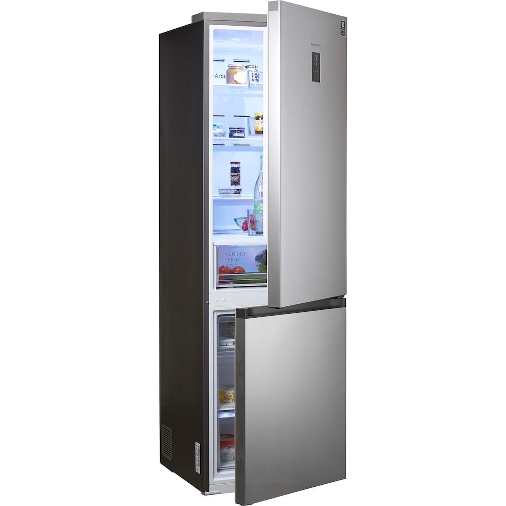 Samsung Kühl-/Gefrierkombination »RL36T670CSA/EG«