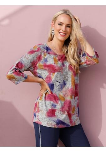 MIAMODA Rundhalsshirt kaufen