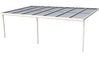 GUTTA Terrassendach »Premium«, BxT: 712x406 cm, Dach Acryl klar kaufen