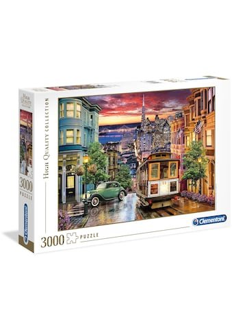 Clementoni® Puzzle »High Quality Collection - San Francisco«, Made in Europe kaufen