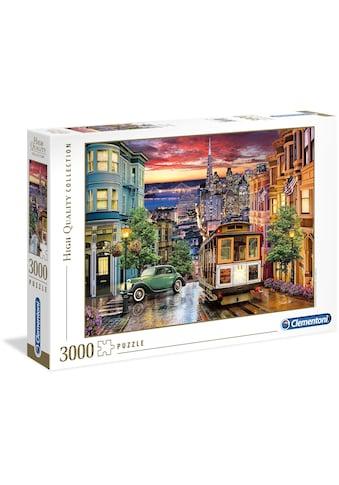 """Clementoni® Puzzle """"San Francisco"""" kaufen"""