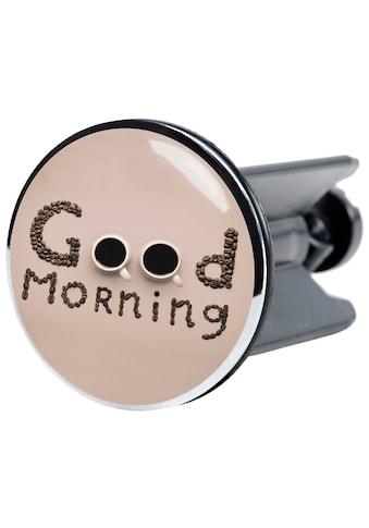Sanilo Waschbeckenstöpsel »Good Morning«, Ø 4 cm kaufen