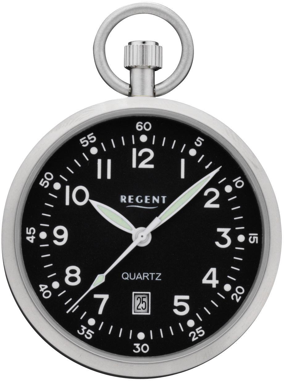 Regent Taschenuhr P324 (Set 2 tlg) | Uhren > Taschenuhren | Regent
