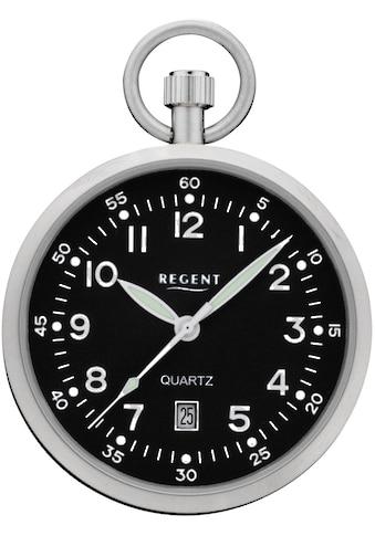 Regent Taschenuhr »P324« (Set, 2 tlg.) kaufen