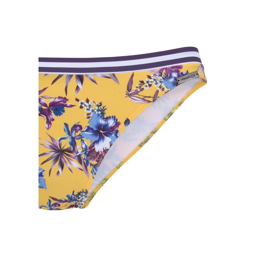 Olympia Bügel-Bandeau-Bikini