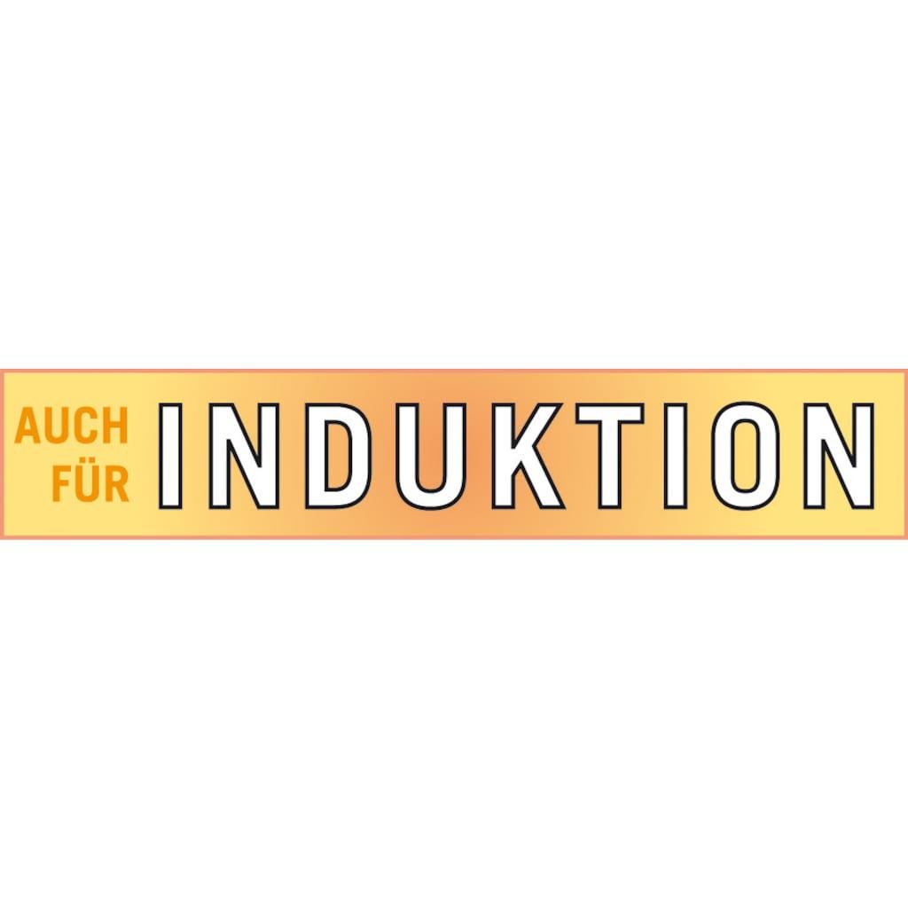 GSW Kochtopf »grey«, Gusseisen, (1 tlg.), Induktion