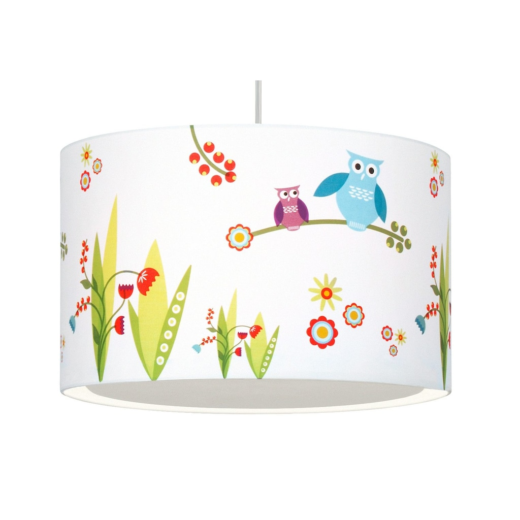 Brilliant Leuchten Pendelleuchte »Birds«, E27, Hängeleuchte, Hängelampe