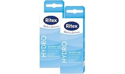 Ritex Gleit- und Massagegel »HYDRO Sensitiv Gel«, Doppelpack (2x50ml) kaufen