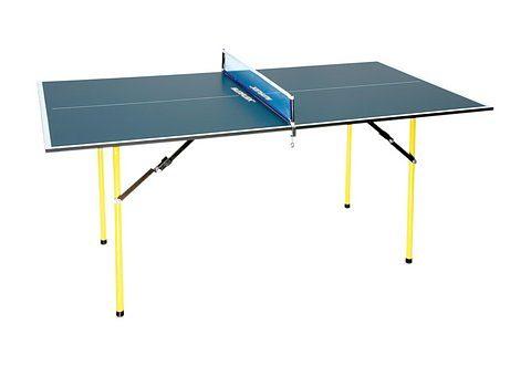 Sunflex Mini-Tischtennisplatte Midi Technik & Freizeit/Sport & Freizeit/Sportarten/Tischtennis/Tischtennis-Ausrüstung