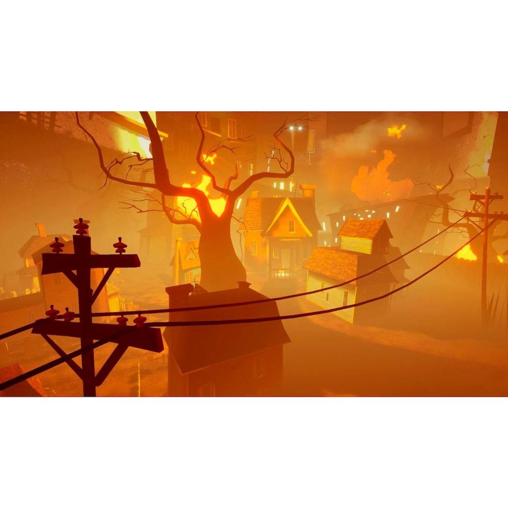 U&I Entertainment Spiel »Hello Neighbor Hide & Seek«, Nintendo Switch