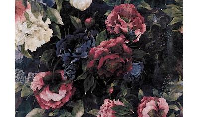 Consalnet Vliestapete »Bunter Blumen Mix«, floral kaufen