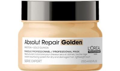 L'ORÉAL PROFESSIONNEL PARIS Haarmaske »Serie Expert Absolut Repair Gold«, stärkend kaufen