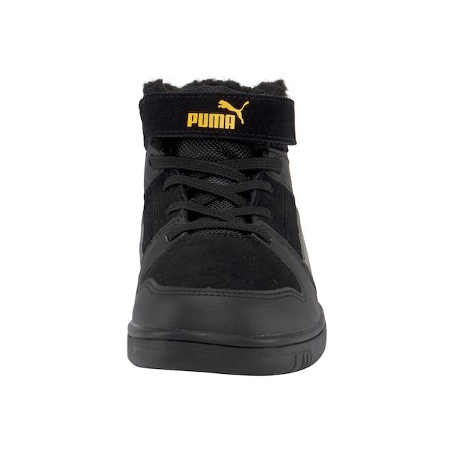 PUMA Sneaker »Rebound Layup Fur SD V PS«