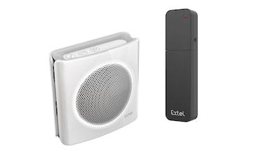 Extel Universal Funk Klingelerweiterung für Türklingel u.a. »DiBi More« kaufen