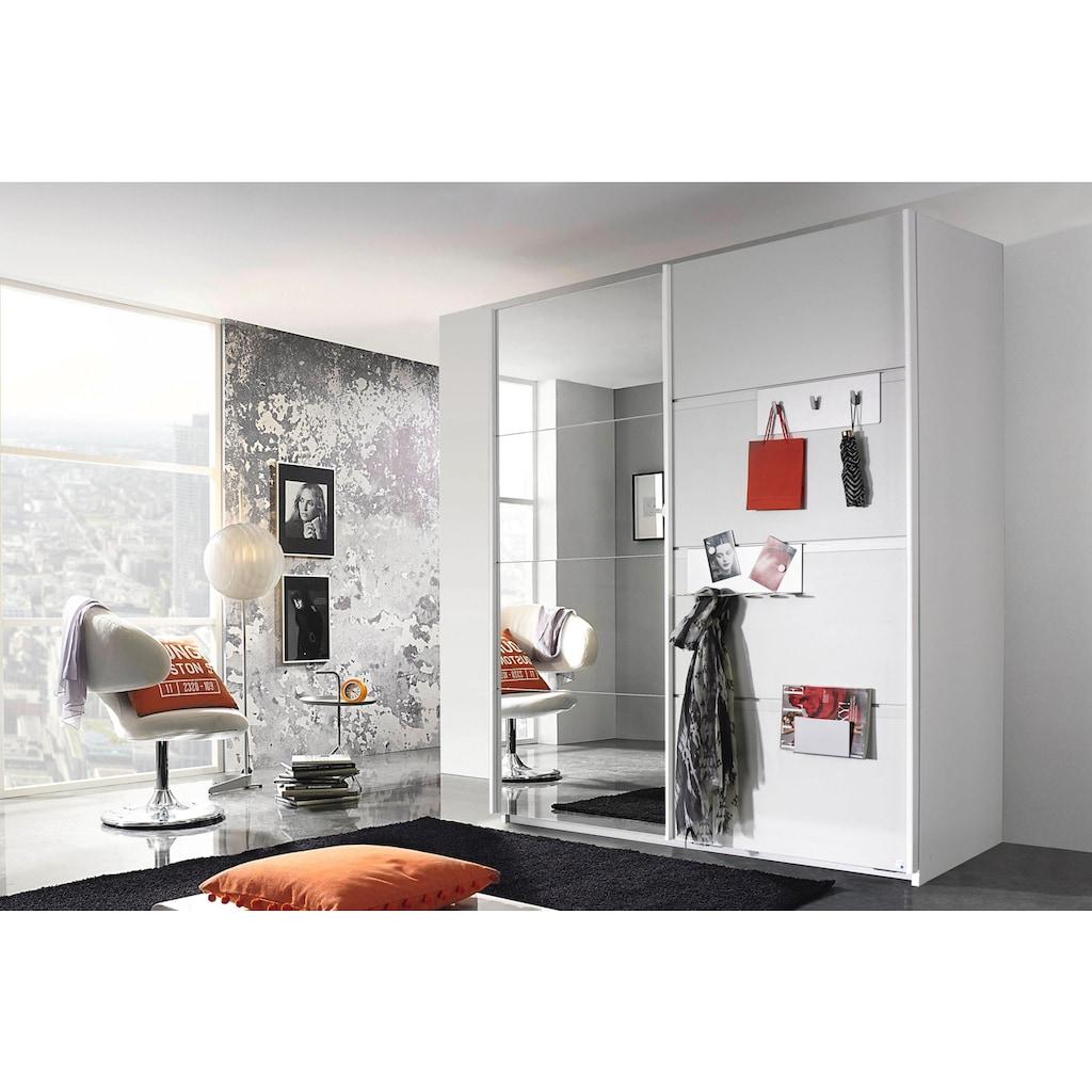 rauch ORANGE Schwebetürenschrank »Steinheim«, mit praktischen Metalleinhängeelementen
