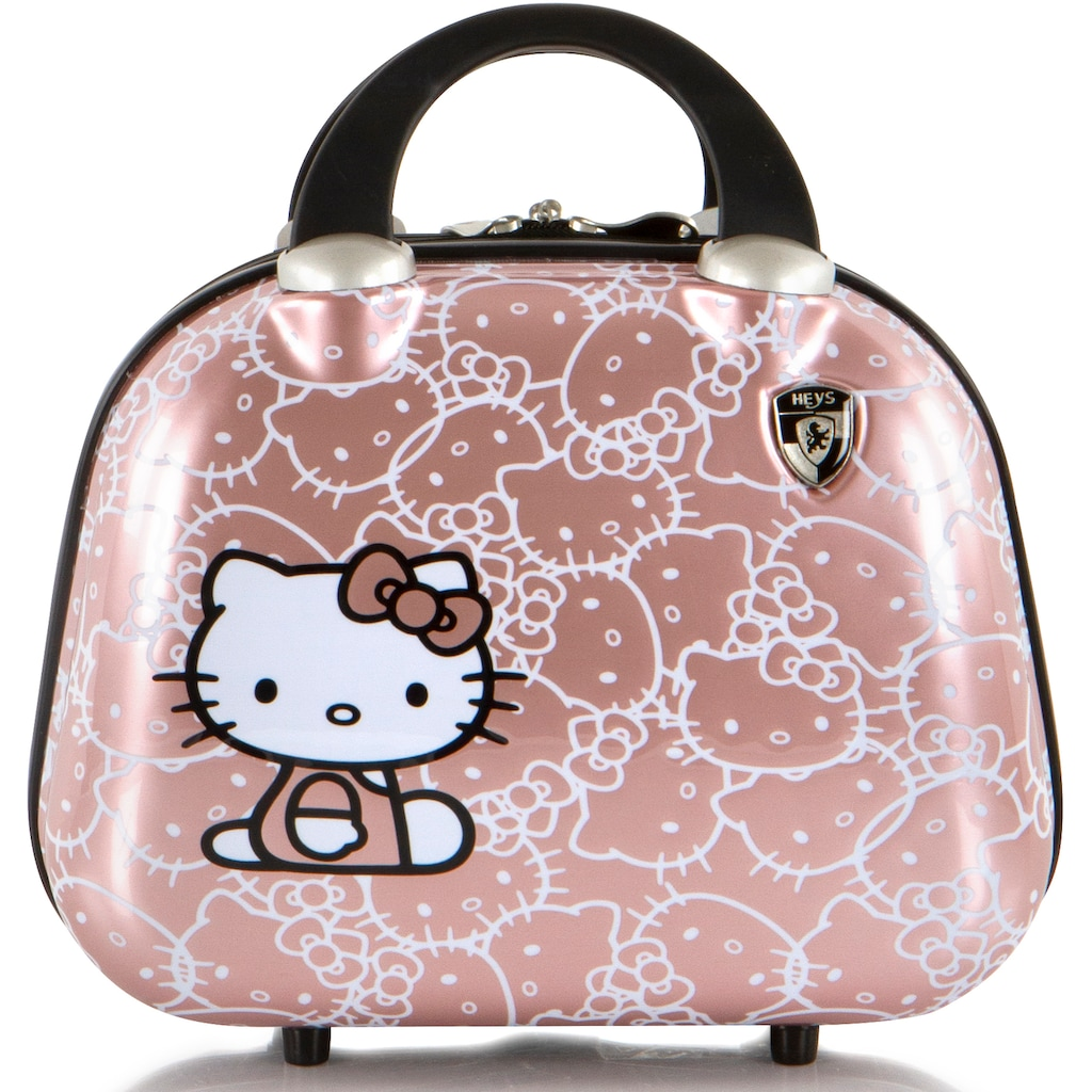 Heys Kinderkoffer »Hello Kitty, 53 cm«, (Set, 2 St.), 4 Rollen, inklusive Hartschalen - Beautycase