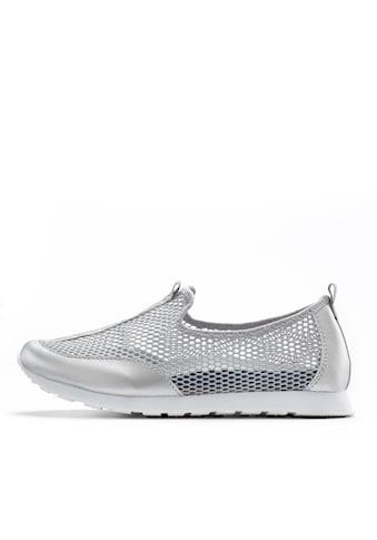LASCANA Sneaker, mit atmungsaktiven Mesh-Einsätzen kaufen