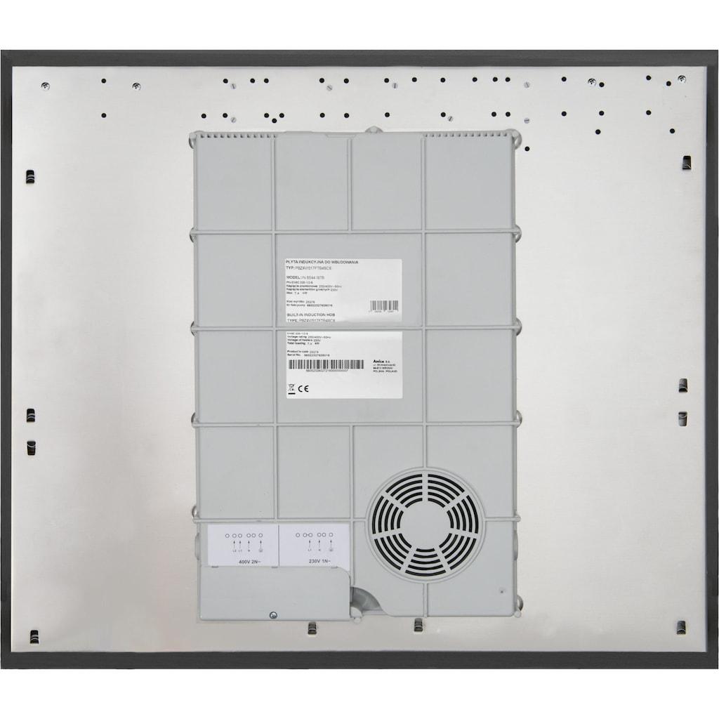 Amica Induktions-Kochfeld von SCHOTT CERAN® »KMI 63301 F«, KMI 63301 F, Bridge-Funktion