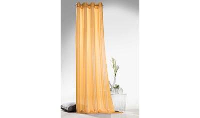 Weckbrodt Vorhang »Klara«, Ösen kaufen