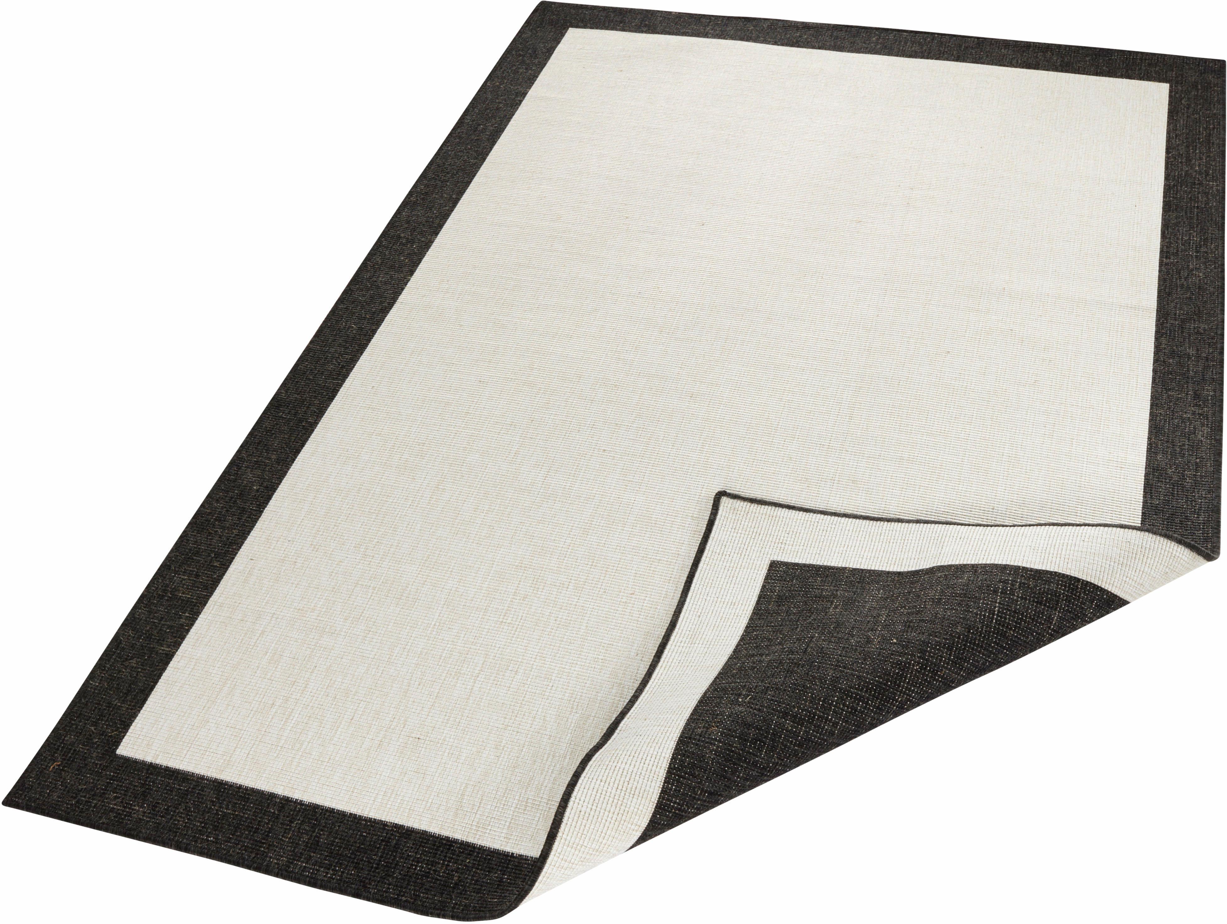 Teppich Panama bougari rechteckig Höhe 5 mm maschinell gewebt