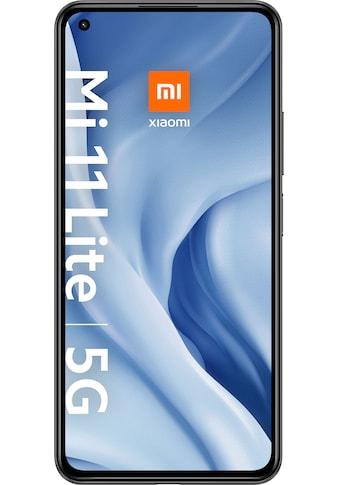 """Xiaomi Smartphone »Mi 11 Lite 5G«, (16,6 cm/6,55 """", 128 GB Speicherplatz, 64 MP Kamera) kaufen"""