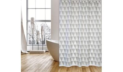 MSV Duschvorhang »PREMIUM NAROK«, Breite 180 cm kaufen