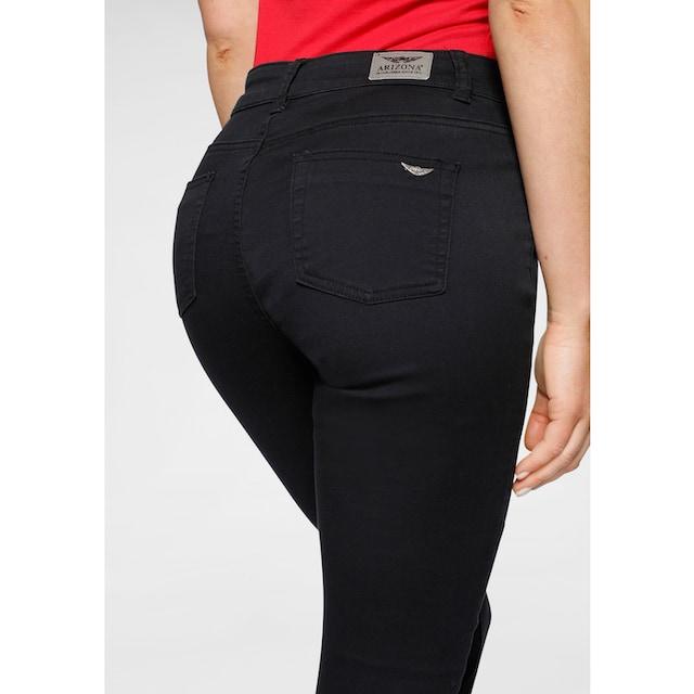 Arizona Bootcut-Jeans »Shaping«